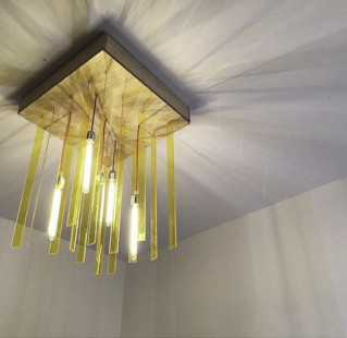 Illy Auerbach Chandalier by JYJ