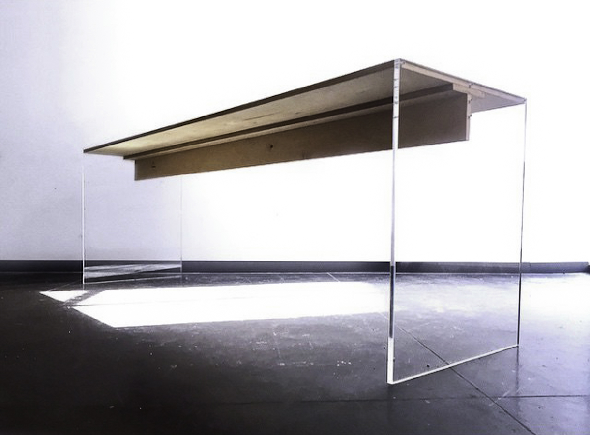 Ross Befler Desk by JYJ